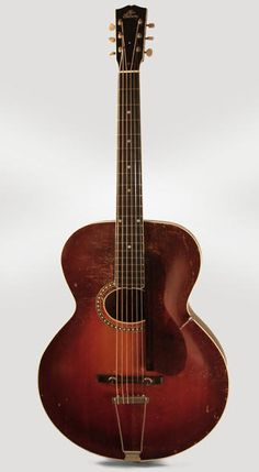 Gibson L-4 Arch Top Acoustic Guitar (1930)