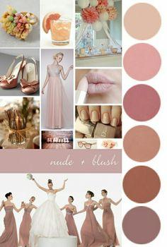 Madrinhas rosa claro