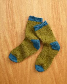 Image of Father's Day Crochet Socks