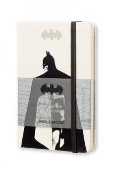 Já podes escrever num Moleskine do Batman | P3
