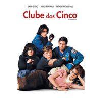 Clube dos Cinco (The Breakfast Club) de John Hughes