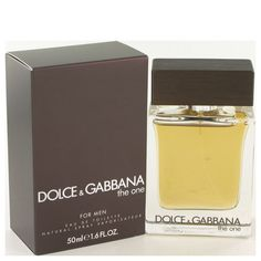 Classi Fashions - Dolce and Gabbana The One Cologne ( Eau De Toilette Spray ), $64.99 (http://www.classifashions.com/dolce-and-gabbana-the-one-cologne-eau-de-toilette-spray/)