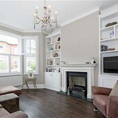 Victorian Living Room | Renovation Project Surrey | Discover more www.mycasainteriors.com