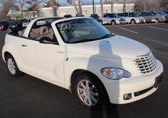 : 2006 Chrysler PT Cruiser Touring Edition Convertible