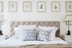 Linen bedhead - hardtofind. $450 + $70 postage