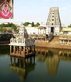 Kamakshi Temple, Kanchipuram