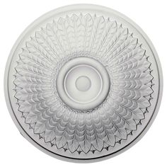 "23 1/2""OD x 3 1/2""P Modena Ceiling Medallion - 46.5 ($64 or $94 finished)"