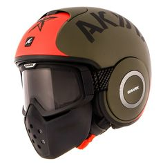 Casco Shark RAW SOYOUZ MAT Custom Motorcycle Helmets, Motorcycle Types, Motorcycle Leather, Motorcycle Design, Motorcycle Gear, Snowboard, Homemade Motorcycle, Cafe Racer Honda, Lux Cars