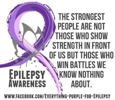 EPILEPSY Awareness! A DAY IN OUR SHOES!? CURE 4 EPILEPSY!