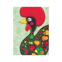 40% Off Select Canvas Prints & Posters! Wall Décor As Unique As Mom! Use Code: MOMWALLDECOR LAST DAY! Rooster of Portugal Gallery Wrap Canvas