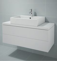 Photographic Gallery Duravit L Cube xmm Drawers Unit For Console LC