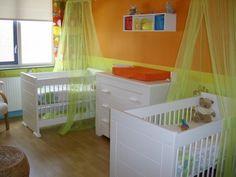 Tweeling babykamer