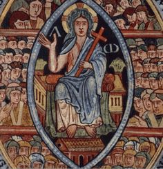 The so-called Athelstan Psalter (British Library MS Cotton Galba A XVIII) has an intriguing history. Written in North-East Francia in the 9th century, it had been taken to England by the 10th century, where it reputedly passed through the hands of Athelstan, king of Wessex and England (r. 924-939).