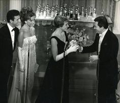 1965 Julie Andrews recieves Golden Globe award for Best Actress, Mary Poppins. Her Music, Music Is Life, Andy Williams, Eliza Doolittle, Julie Andrews, Tv Land, Judy Garland, Oscar Winners, Fair Lady