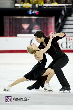 Ice Dance ~ Kaitlyn Weaver  Andrew Poje (Canada)