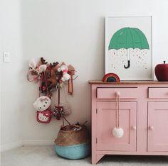 Kommode und Schrank fürs Kinderzimmer