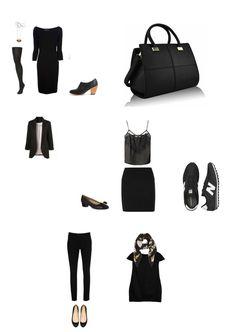 Wardrobe essentials - Black