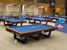 billard table compétition AERO 3m10 championnat de france 2015