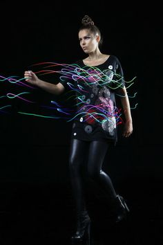 CUTECIRCUIT, Future Fashion now, Collection 2012