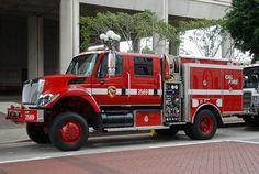 CAL Fire - #FireTruck #Fire #Apparatus #FireDept #Firefighting #Setcom
