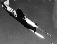 The P-47 Thunderbolt Fighter