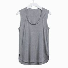 casual tank. wear it with almost anything.