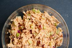 Whole30 Buffalo Chicken Salad | The Defined Dish