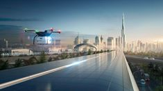 British architecture studio Foster + Partners has released a video showing its vision for a high-speed freight-carrying hyperloop named DP World Cargospeed. British Architecture, Futuristic Architecture, School Architecture, Dubai, Foster Partners, Elevation Plan, Technology World, Future City, Shape Design