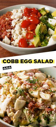 Give Your Egg Salad A Cobb MakeoverDelish