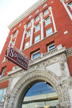 The Great Southern Fireproof Hotel & Opera House in Columbus, Ohio.