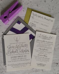 Wedding Invitation New Orleans