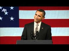Raw Video: Obama Sings Al Green