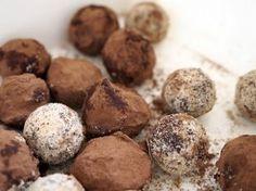 Fudge Brownie Bites--they are gluten free! #fudge #browniebites #dessert