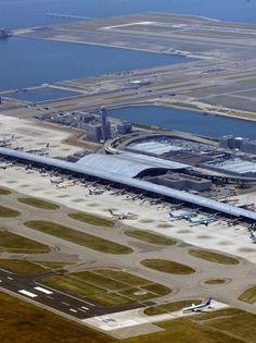 Kansai International Airport, Osaka, Japan - Renzo Piano (1994)