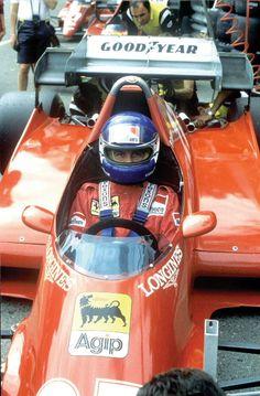Patrick, 1983 Ferrari
