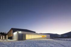 Renovación y Extensión de un Gimnasio en Vagney / Abc Studio Architects + Christian Vincent Architect