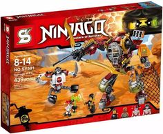 SY591 Ninjagoes Series Phantom Ninja Mecha Bricks Building Block Minifigure Toys Best Toys Compatible with Legoe //Price: $US $28.91 & FREE Shipping //     #clknetwork