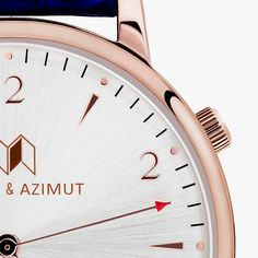 Minute Azimut conclassic watches