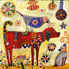 Jill Mayberg Art