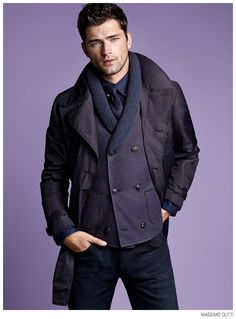 #SeanOPry for #Massimiliano fall/winter 2014 LookBook