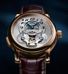 Nicolas Rieussec Chronograph Anniversary Edition / Montblanc