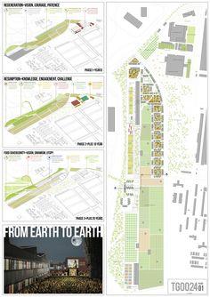 2nd Place: FROM EARTH TO EARTH; Stefano Scavino, Marilia Ferreira Alves, Erika Kawas Nunes, Stefania Manzo