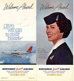 Northwest Airlines 1963