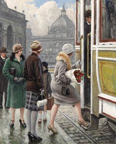 Paul Gustav Fischer [1860-1934] was an Danish painter.