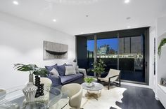Up and coming apartment development in South Yarra