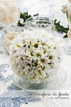 daisy flowers ball