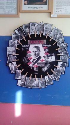 Filiz'den Atatürk köşesi .....