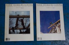 Fine Homebuilding Magazines  Live the good life, built it yourself.