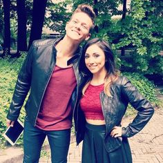 Love these two! Tyler Ward and Alex G!