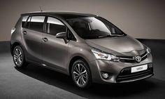 #Toyota #Verso. La voiture familiale où style et plaisir de conduite vont de pair avec pratique et polyvalence.